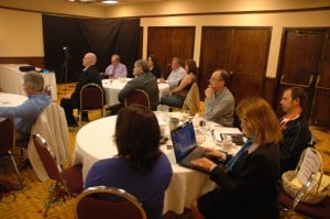 Wisconsin Business Owners Audience at a Lunch & Learn