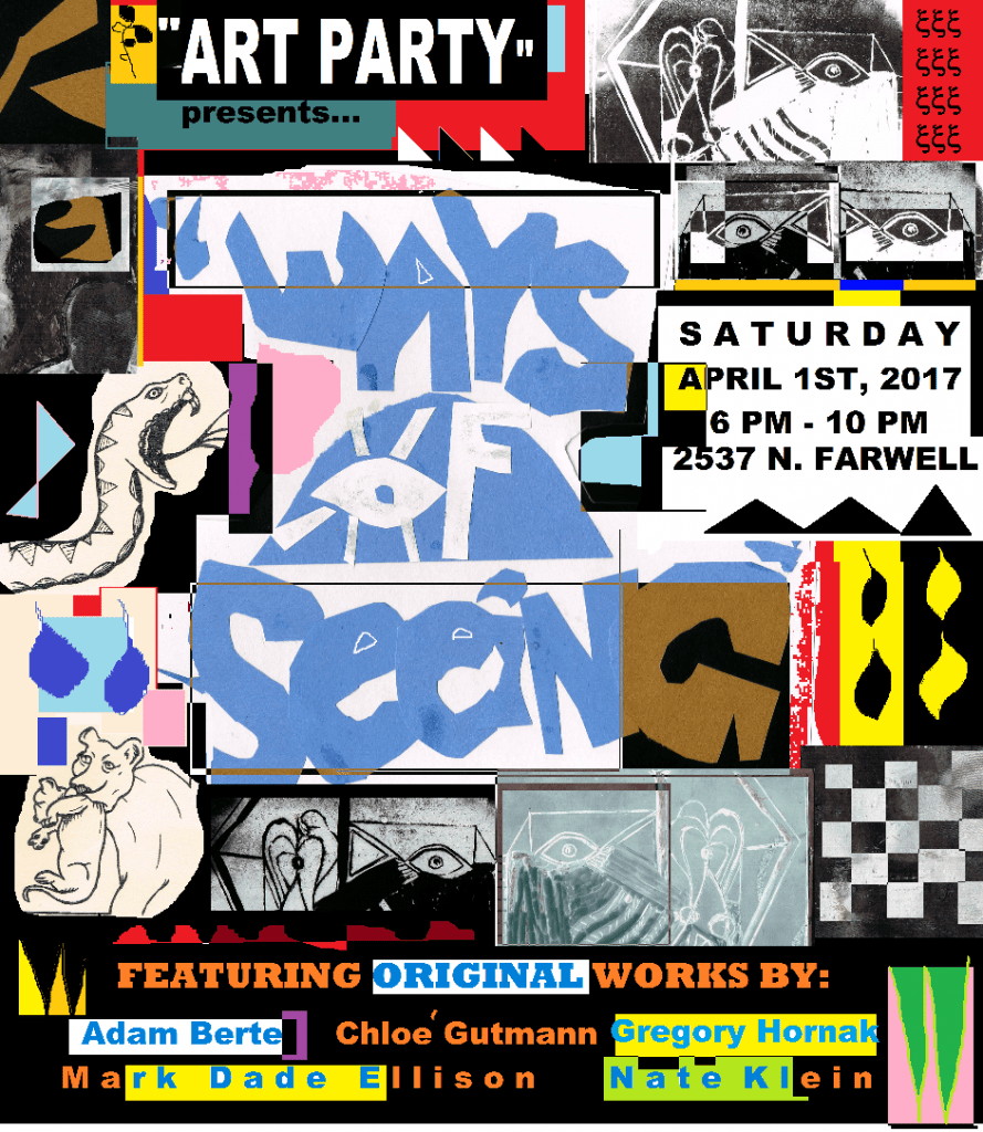 Art Party presents Ways of Seeing